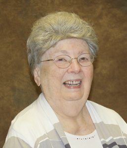 In loving memory of Sister Nancy Ganse, CSC