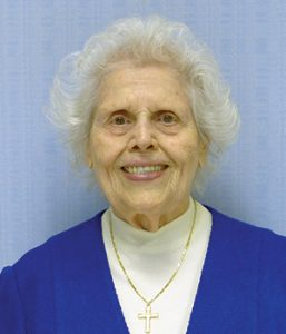 In loving memory of Sister Geraldine Liquore, CSC