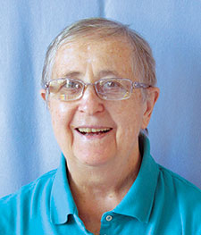 In loving memory of Sister Catherine O'Brien, CSC
