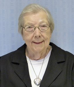 In loving memory of Sister M. Rose Bernard (Tarleton), CSC