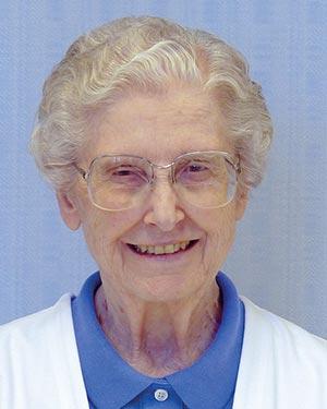 Sister Marissa Loringer, CSC